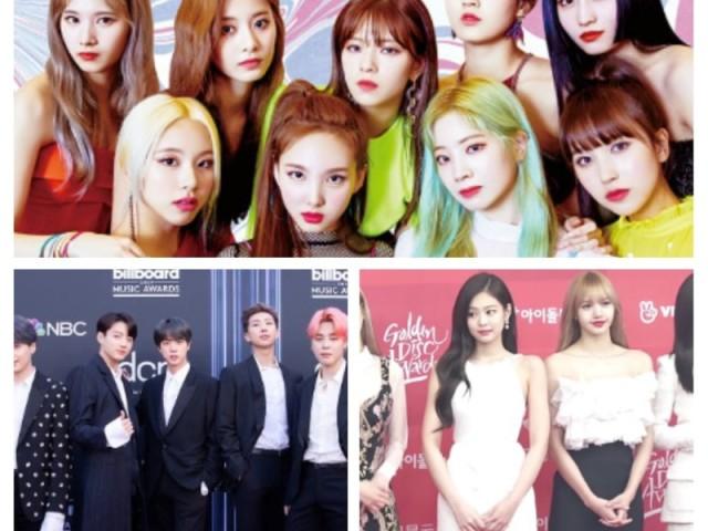 Quem é o idol do k-pop?