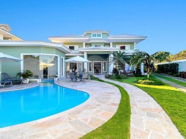Monte a mansão que você moraria