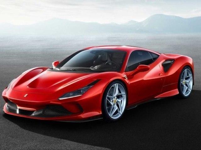 Você sabe qual é essa Ferrari?