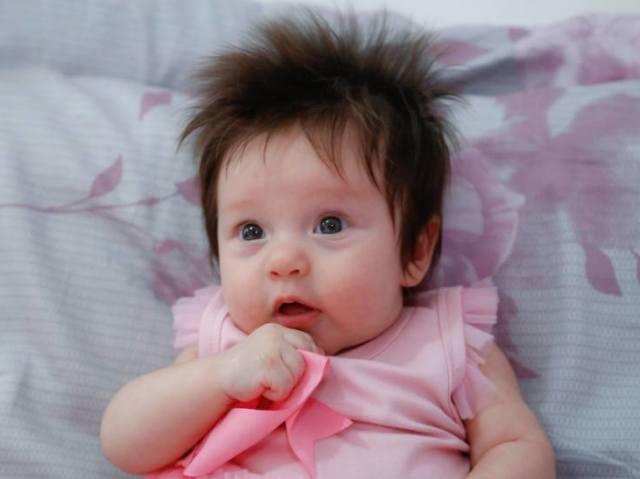 Seu bebê seria menino ou menina?