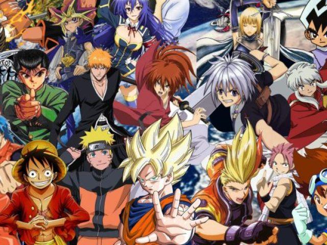 Anime: Qual é o personagem?