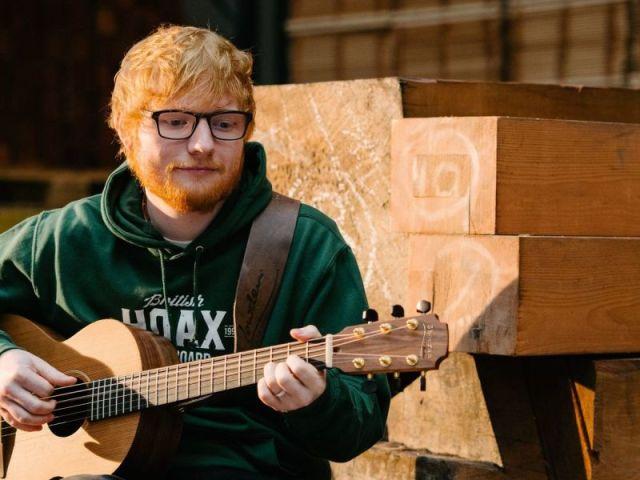 Qual música do Ed Sheeran você é?