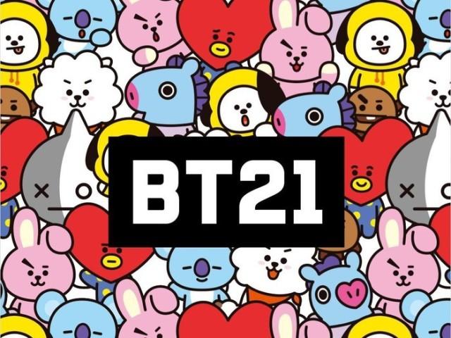 Você conhece mesmo o BT21?