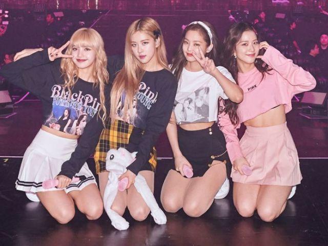 ♥Quem você seria no grupo da BlackPink? ♥