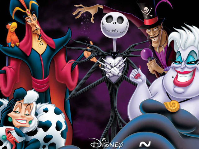 Qual vilão da Disney você é?