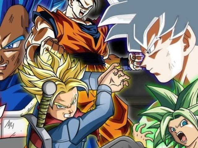 Acerte todos os nomes dos personagens de Dragon Ball #2