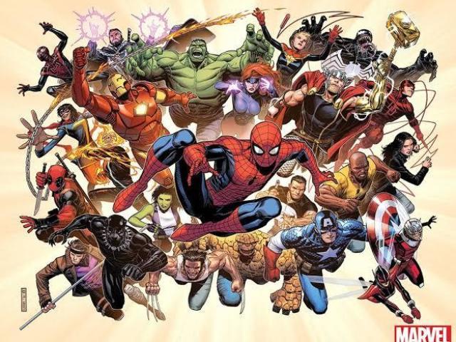 Você conhece os personagens da Marvel? PARTE 2