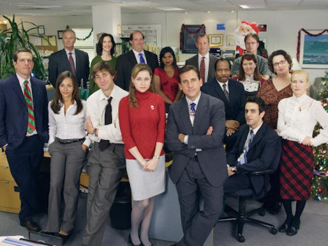 Qual personagem de The Office você seria?