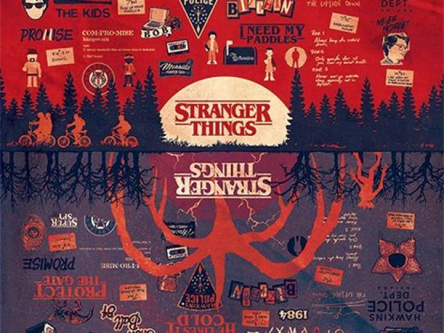 ✨O quanto você conhece Stranger Things✨