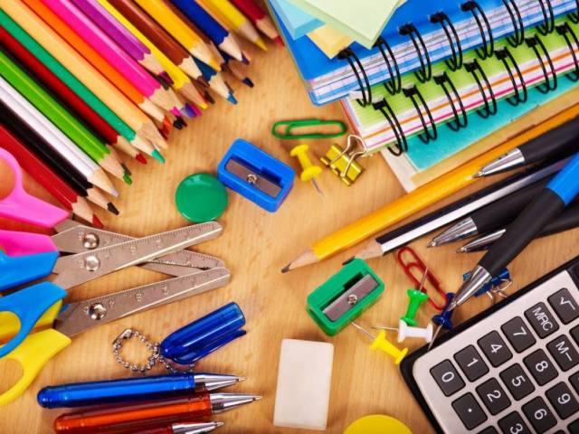 Material escolar 2021