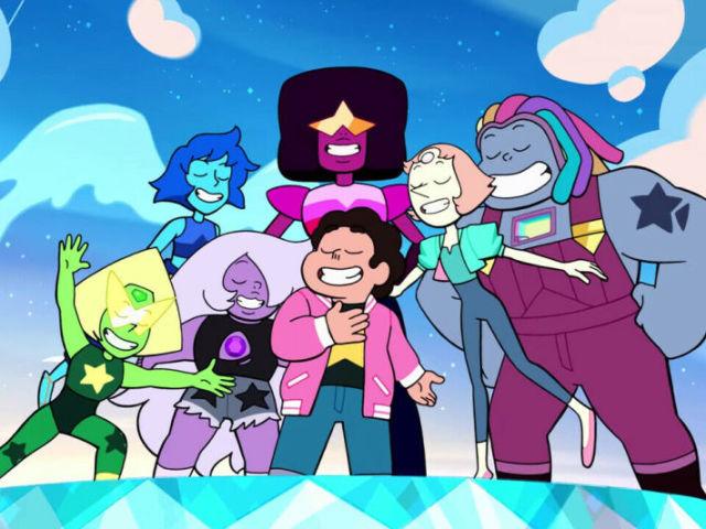 Quem você seria em Steven Universo?
