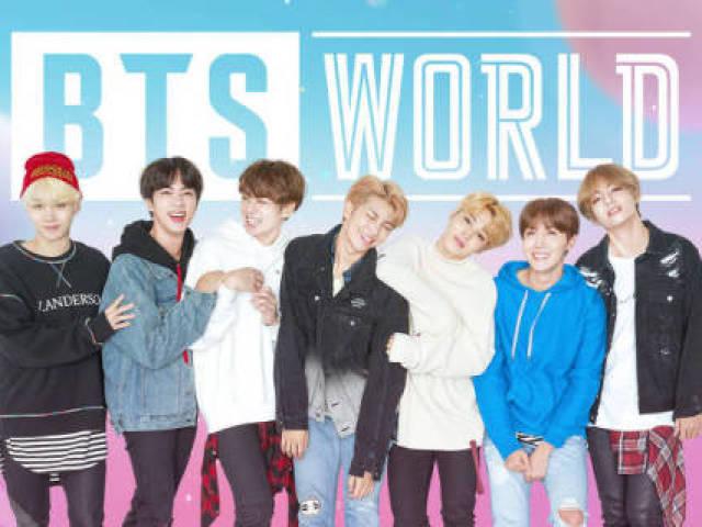 Qual é o MV do BTS?