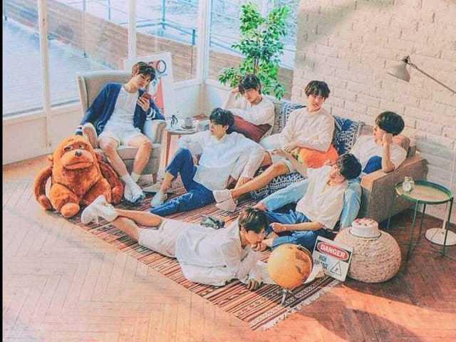 Quem do BTS seria seu namorado de acordo com suas escolhas?