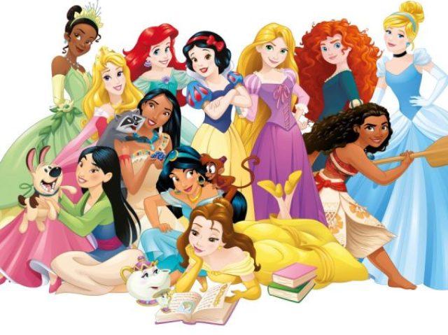 Que princesa você é?