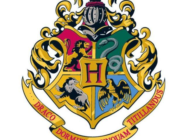 Qual sua casa de Hogwarts em Harry Potter?