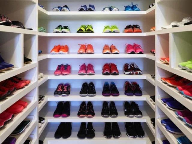 Monte seu closet de sapatos