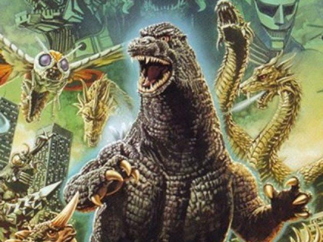 Você conhece mesmo a cronologia de filmes do Godzilla?