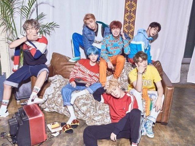 Quem do BTS é seu novo vizinho?