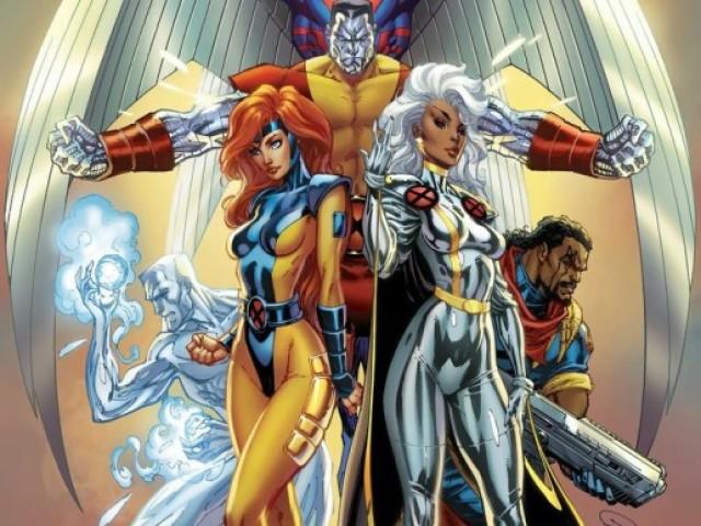 Qual dos X-Men eu Sería..