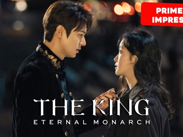 Quiz de The King: Eternal Monarch (O Rei Eterno)