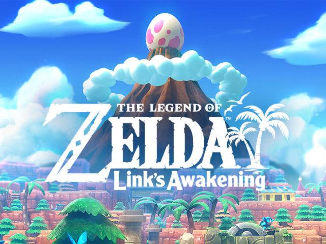 The Legends of Zelda Link's Awakening