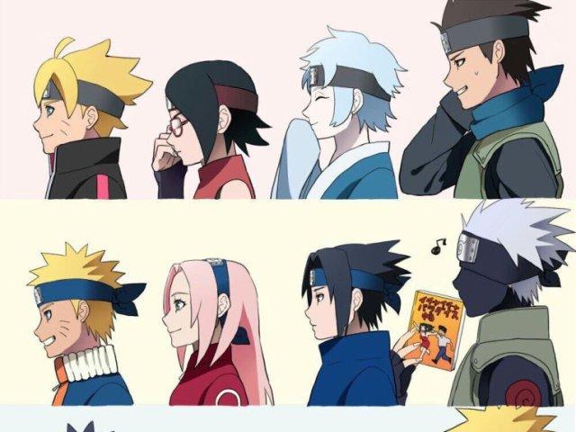 Quem você seria do time 7?