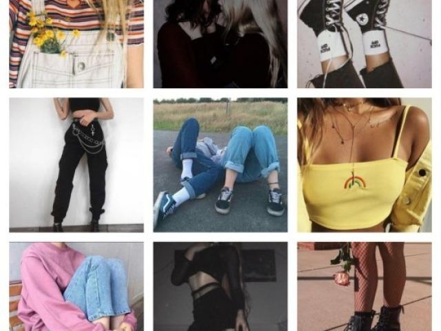 Você é mais Tumblr, Soft girl ou E-girl?
