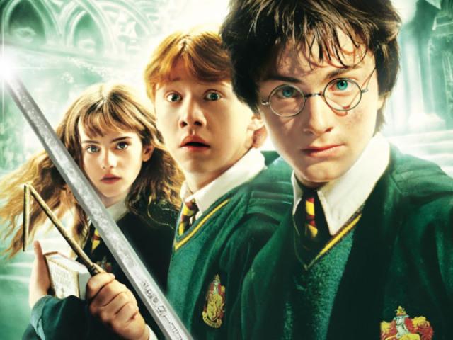 Qual seria sua varinha em Harry Potter?