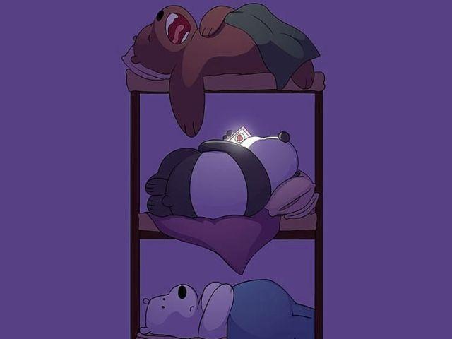 Que personagem do Ursos sem Curso você seria?