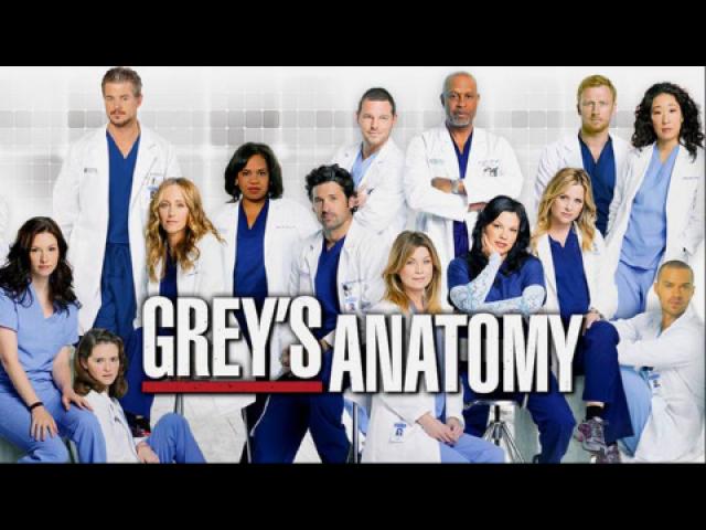 Você realmente conhece Grey's Anatomy? 😐