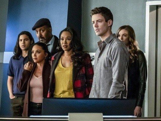 Qual personagem você seria no team Flash!?