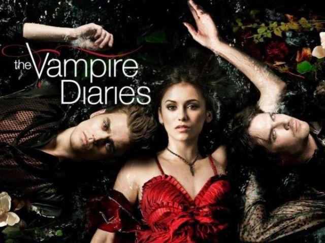 Você é mesmo fã de The Vampire Diaries?