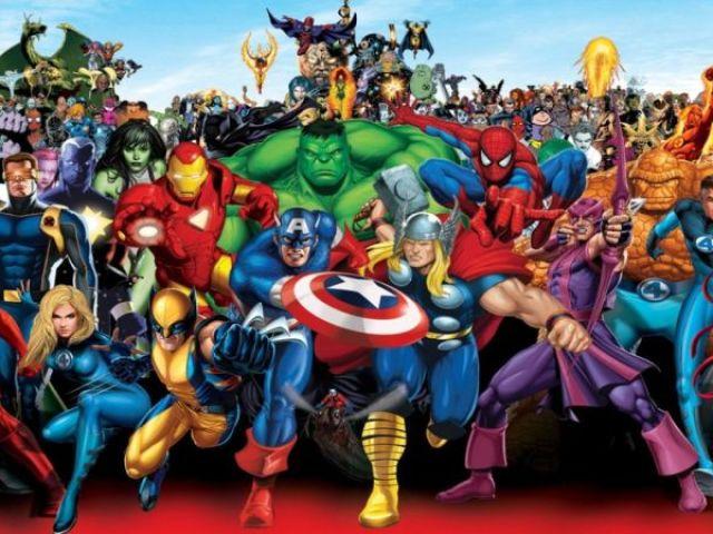 Com que personagem da Marvel você mais combina?