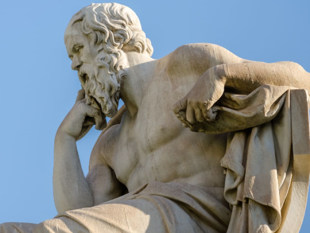Qual filósofo você seria? Aristóteles, Platão ou Sócrates?