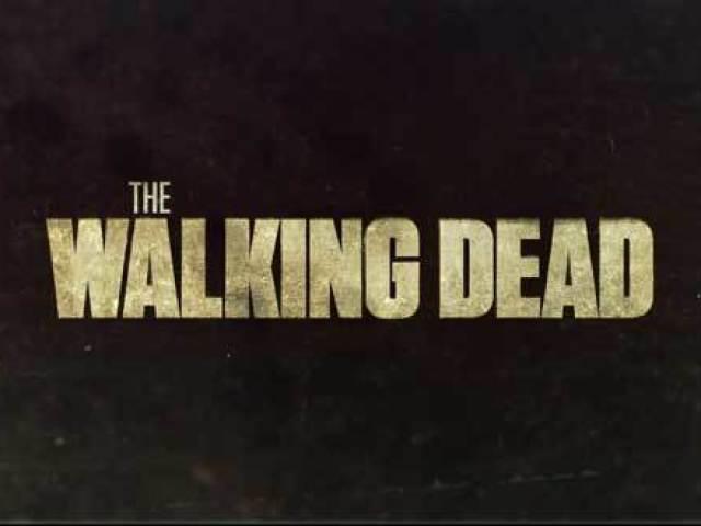 "Quão bem conheces ""The Walking Dead""?"