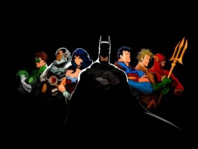 Qual membro da Liga da Justiça seria seu Pai?