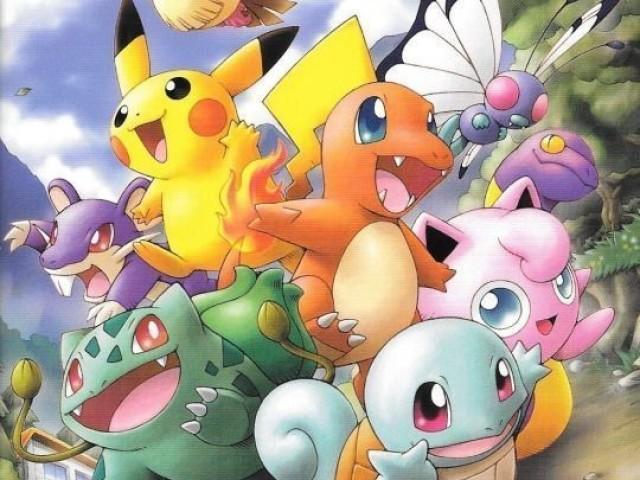 Você conhece a Franquia Pokémon?