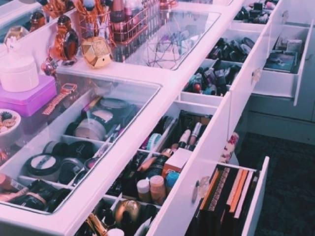 Monte sua coleção de maquiagem