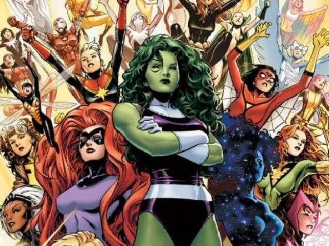 Que mulher da Marvel mais combina com você?
