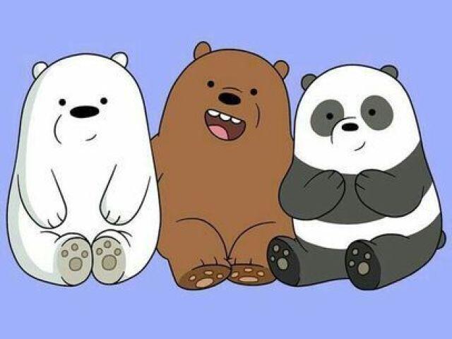 Você é mais Pardo, Polar ou Panda?