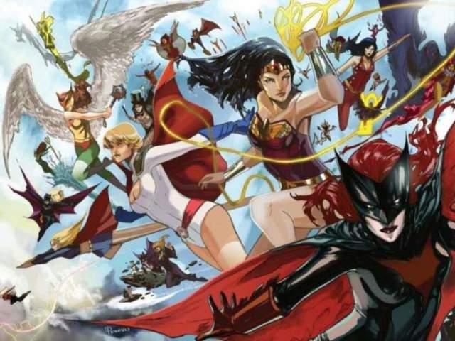 Que mulher da DC mais combina com você?