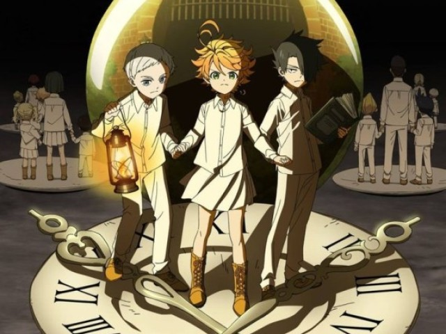 The promised Neverland quiz