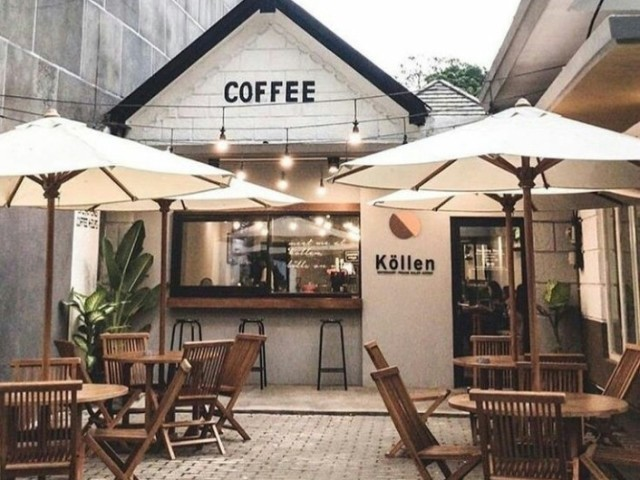 Como seria sua cafeteria dos sonhos?