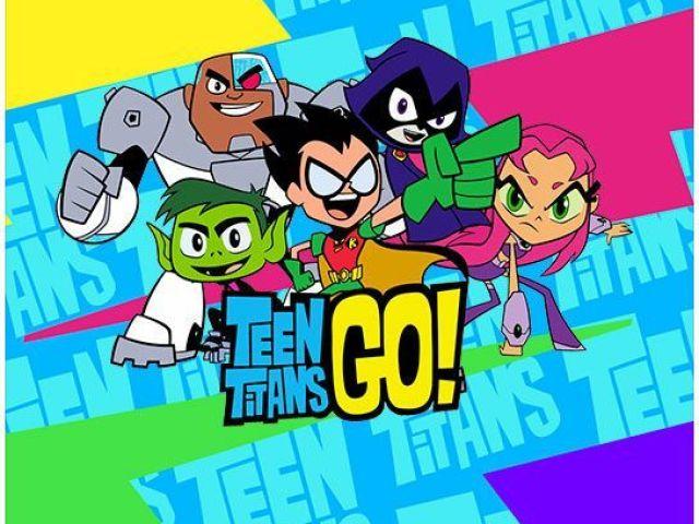 Qual personagem de Os Jovens Titãs você é?