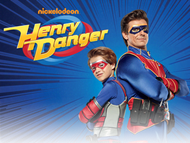 Quem você é em Henry Danger?