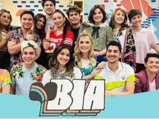Quem é você na série Bia?