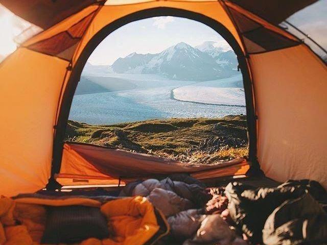 Monte o seu acampamento perfeito!