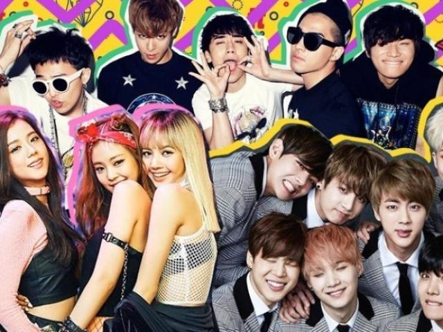 Acerte O Grupo De K-Pop Pelo Integrante