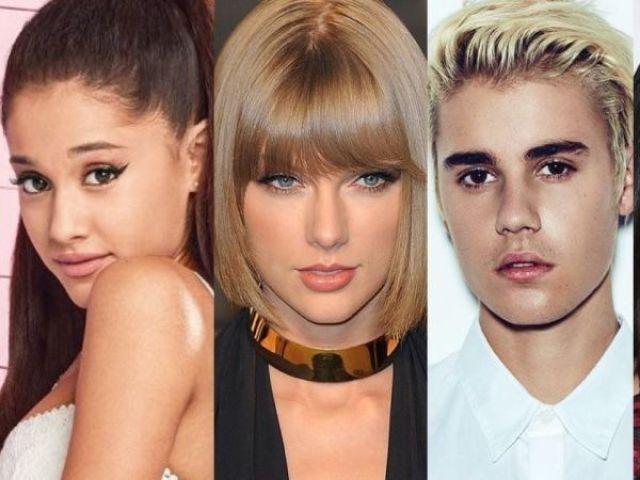 Adivinhe a idade dos cantores famosos (2020)