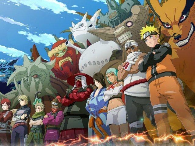 Naruto: Você sabe o verdadeiro nome das bijuus e jinchuurikis? [1/2]